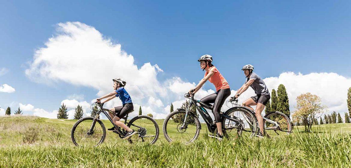 Family trips - Biking Tuscany Tour