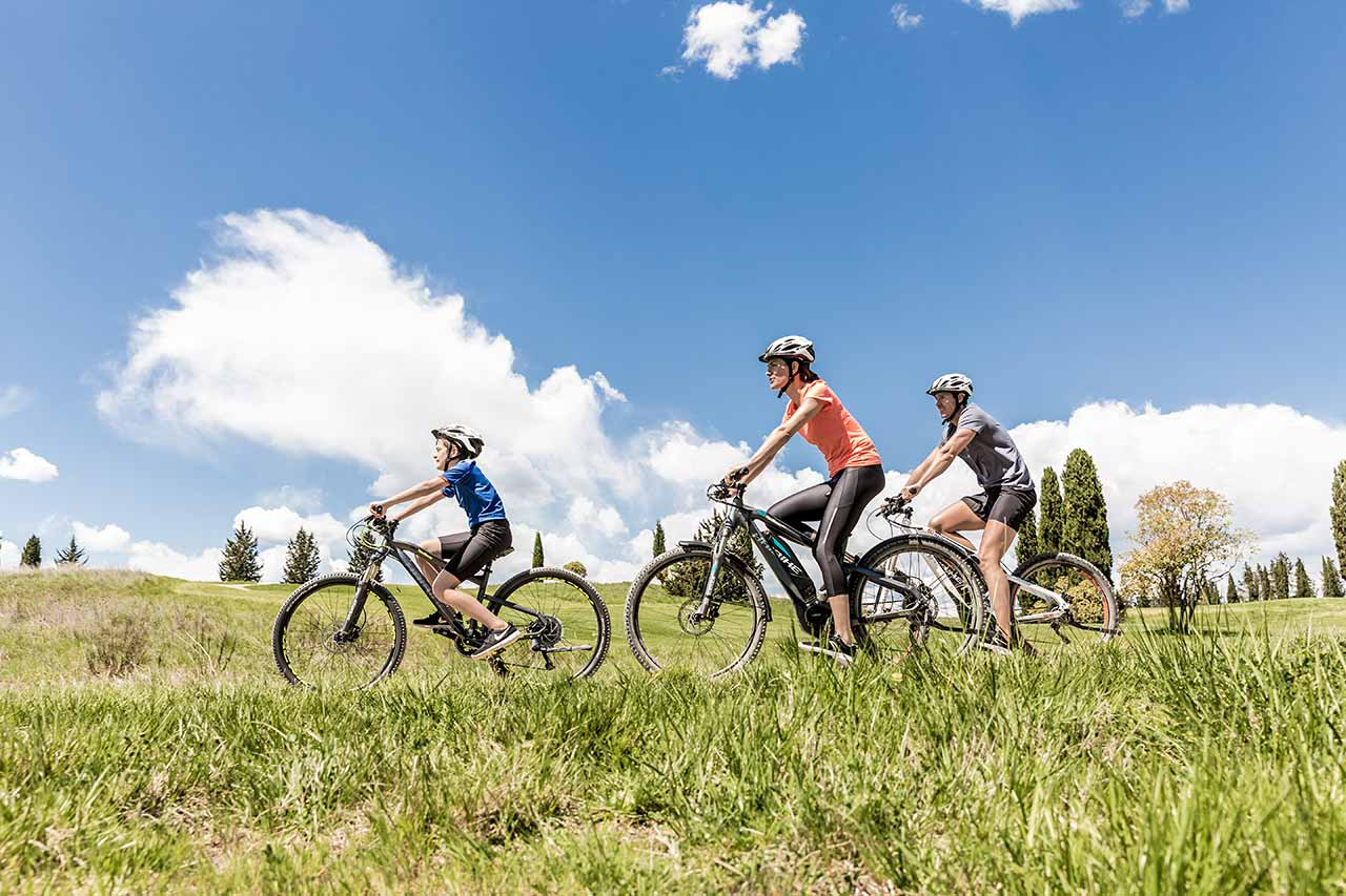 Family trips - Biking Tuscany Tour