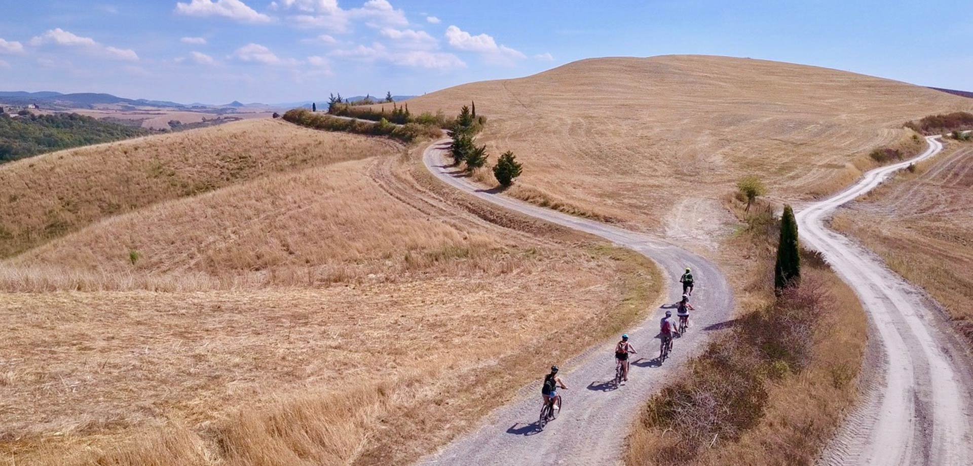 Tuscany bike tours - Biking Tuscany Tour