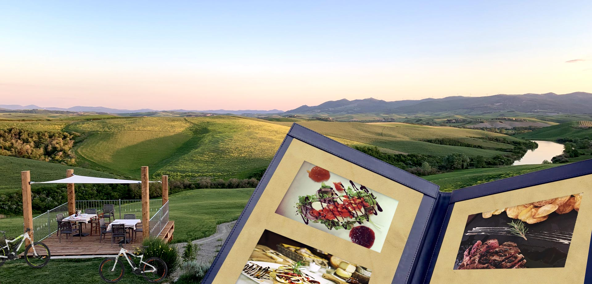 Biking Tuscany Tour - Food and wine tour