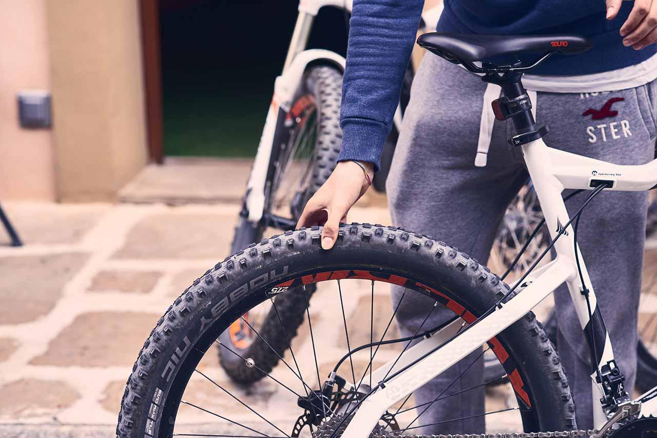 Love for bikes - Biking Tuscany Tour