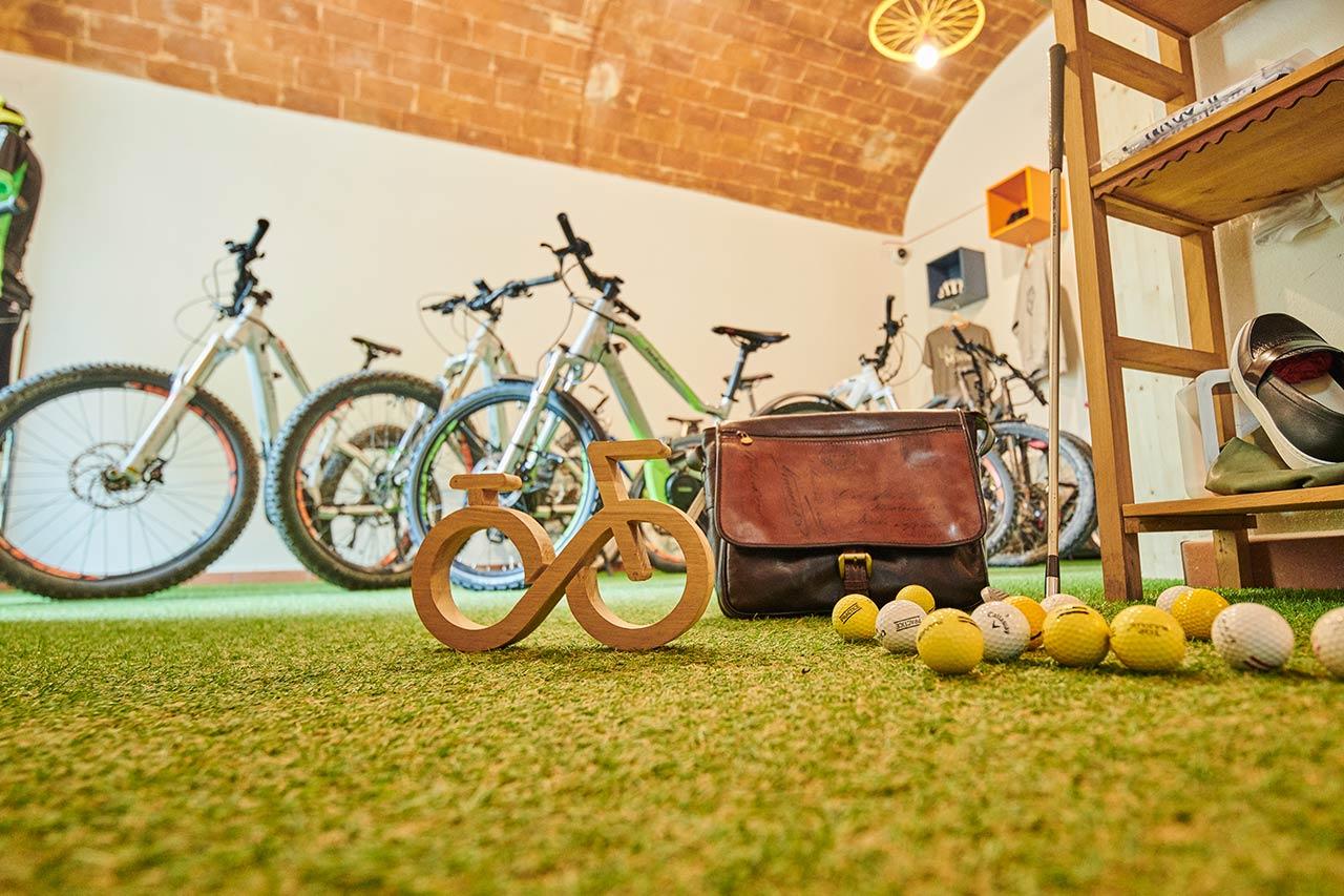 Brand by bike - Biking Tuscany Tour