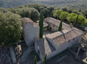 San Vettore Monastery - Florence - Tuscany Bike Tours - Italy