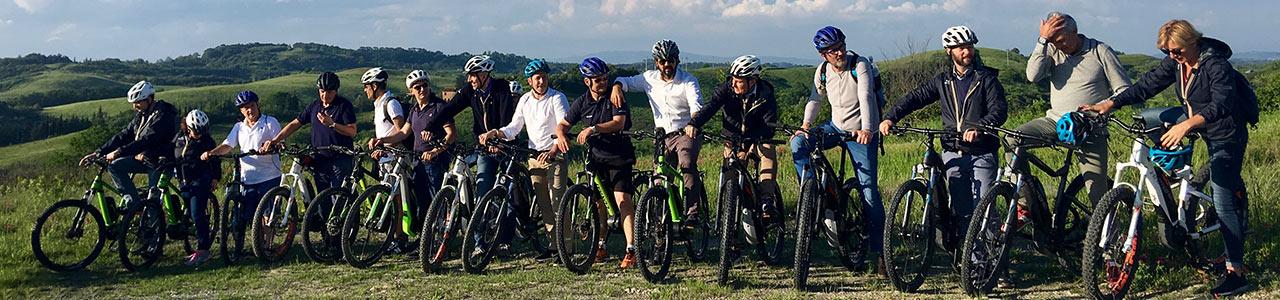 Team Building - Tuscany Bike Tours