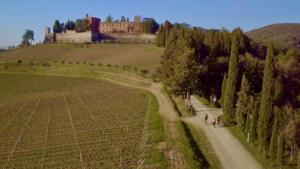 Chianti bike tour - Discover Castello di Brolio and Barone Ricasoli Wine Tour by bike