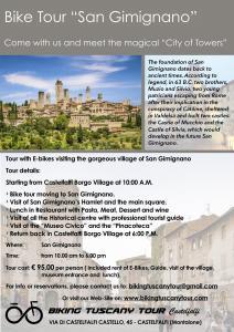 Tour San Gimignano