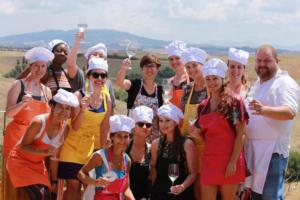 Tuscany bike tour - Cycling and cooking class