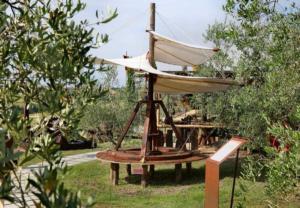 Tuscany bike tour - Discover Leonardo's da Vinci's places