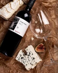 Tuscany bike tour - Volterra wine cellar experience