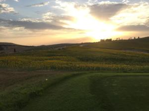 Tuscany bike tours - Castelfalfi (Montaione) Natural Reserve