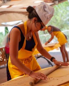 Tuscany bike tour - Cycling and Cooking Pizz-E-bike