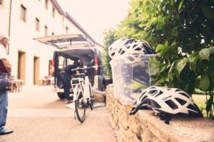 Rescue service - E-bike rental Tuscany